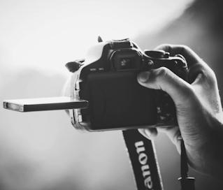 Web Design for a Photographer Portfolio | PhotonFlux