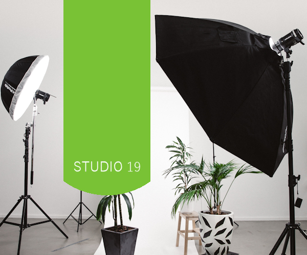 Portrait photography studio designs for those with a base