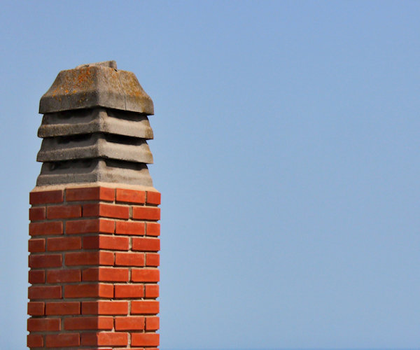 Single chimney website design